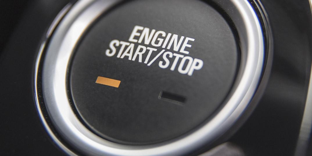 Start - Stop Knopf